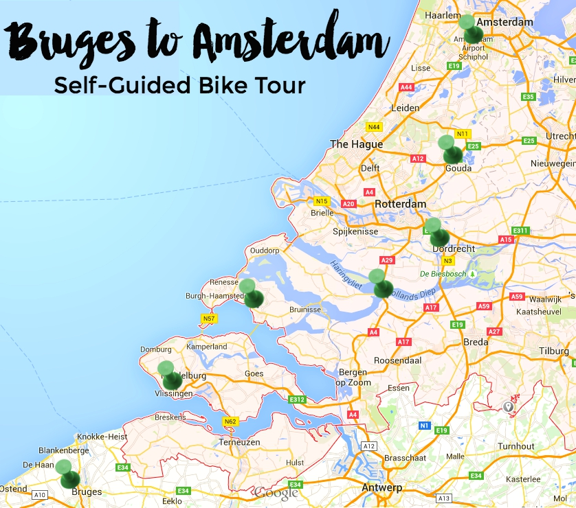 4 Reasons Why You Should Do A Self-Guided Bike Tour - Intentional ...